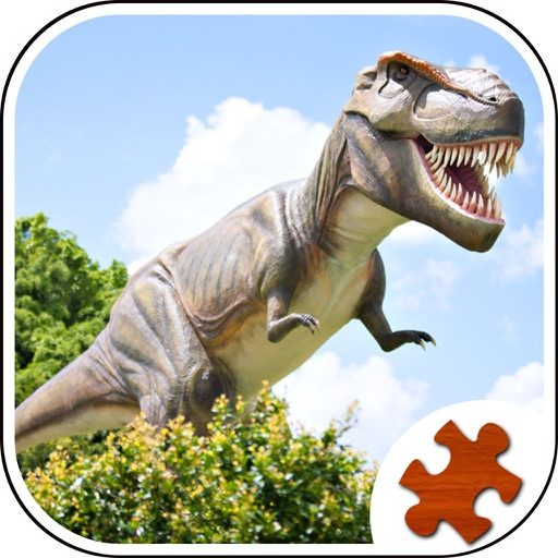 Little Dino Jigsaw Puzzle - Fun and Educational