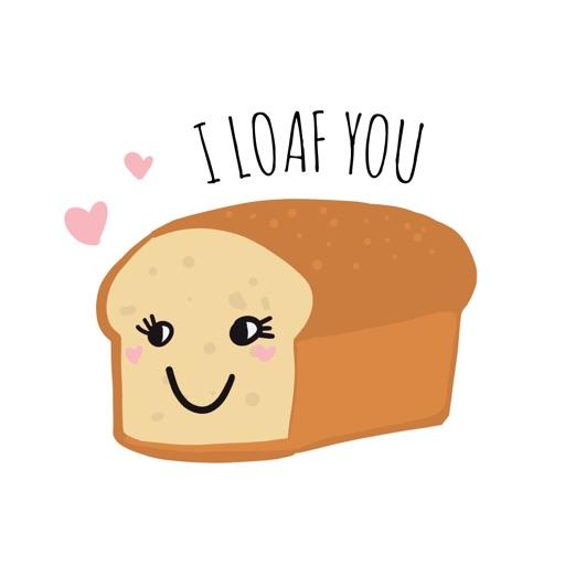 Food Love Sticker Pack