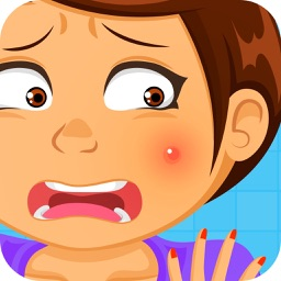 Pimple Popper - Poppers Removing Game