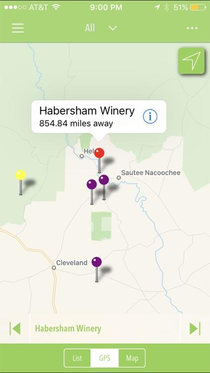 Unicoi Wine Trail screenshot-3