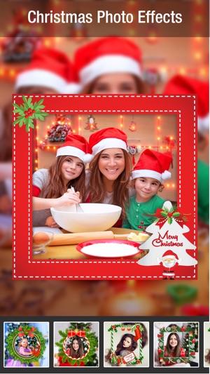 Elf yourself christmas photo card on santa booth on the app store screenshots solutioingenieria Gallery