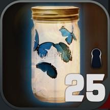 蝶影重重25 - 史上最难的解密游戏