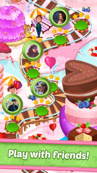 Amusement Park Tour: Valentine's Day screenshot four