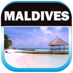 Maldives Offline Travel Map Guide