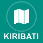 Kiribati : Offline navigazione GPS icon
