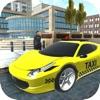 Furious Taxi City Driver