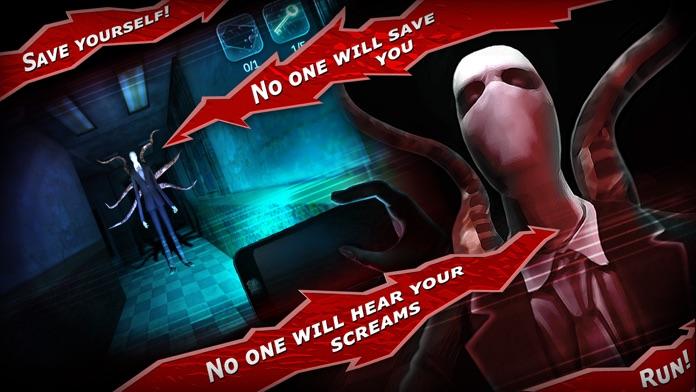 Slender Man Origins 3: Abandoned School Screenshot