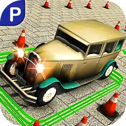 Classic Car Stunt Parking - Driving Simulator 2017