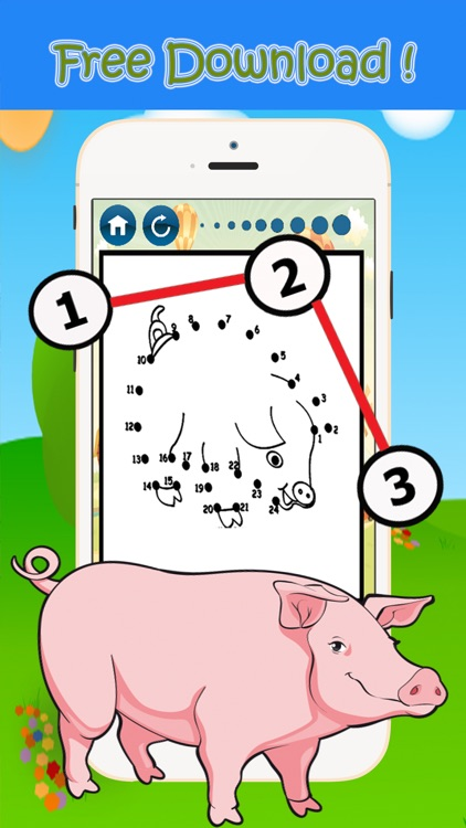 Color ME: Animals Coloring Book For Kids Adults screenshot-3