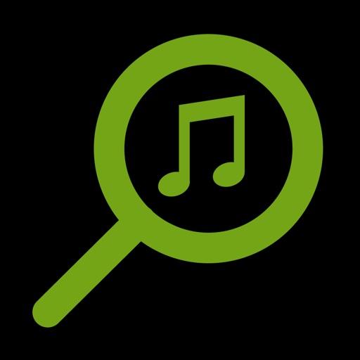 Premium Music Search app logo