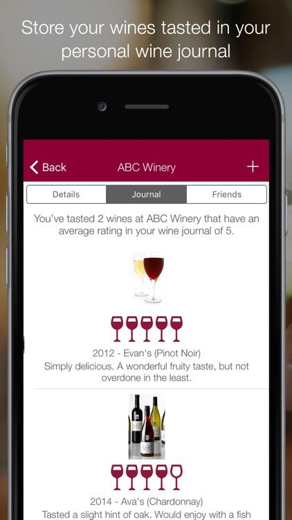 Winery Passport - Wine Guide screenshot-4