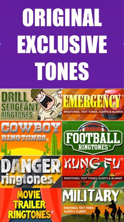 World's Dirtiest® Ringtones, Text Tones & Alerts