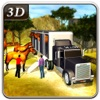 Horse Transporter Truck Driver & Cargo Delivery