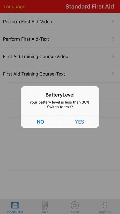 Standard First Aid screenshot-3