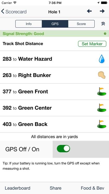 HeatherGlen Golf screenshot-4