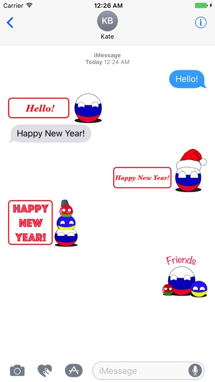 CountryBalls- RU screenshot-0