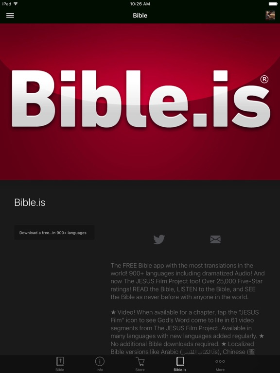 The Bangladesh Bible Society | App Price Drops