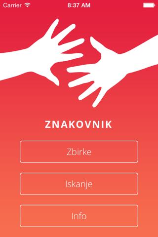 Znakovnik-Zumo - náhled