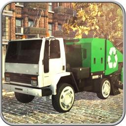 Grand Garbage Truck Simulator 2017