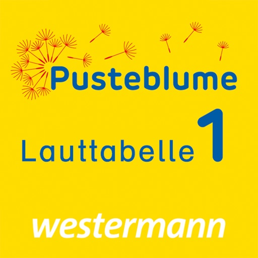 pusteblume lauttabelle by westermann digital gmbh. Black Bedroom Furniture Sets. Home Design Ideas