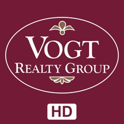 Vogt Realty Group Home Search for iPad