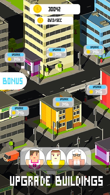 Tap Tap City Clicker Full