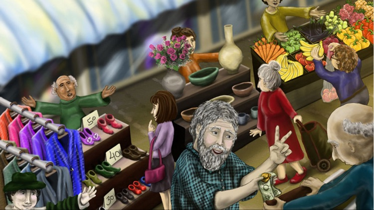 The Shoemaker and the Elves: Interactive Kids Book