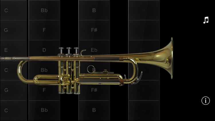 iTrump -  '2-inch Trumpet' with Trumpad screenshot-1