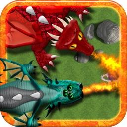 Dragons vs Zombies