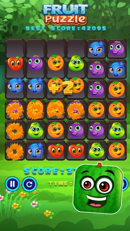 Fruit Jam Puzzle - Fun Match 3 Game