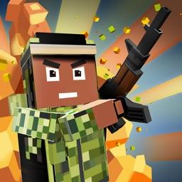 Blocky Army: Commando Shooter
