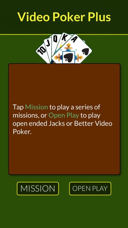 Video Poker+ screenshot-2