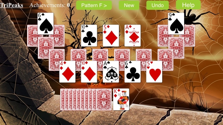 TriPeaks Solitaire X - Free screenshot-2