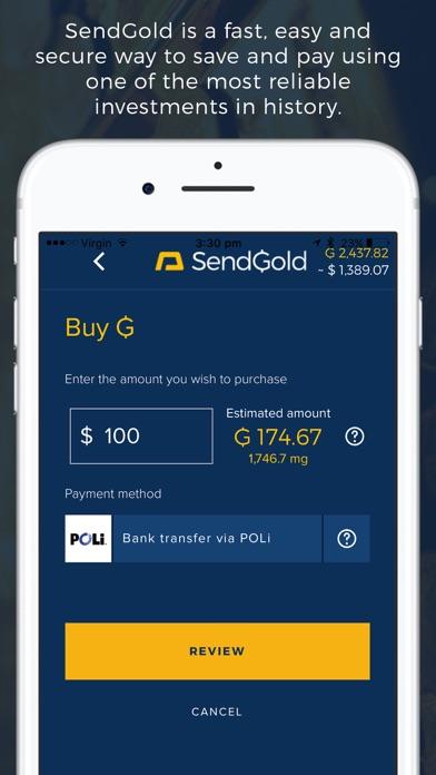 Download SendGold for Pc