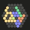 六角碎片 - 六边形方块放置消除游戏