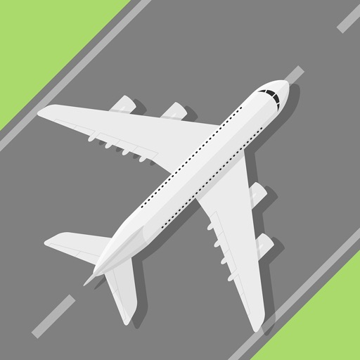 Now Arriving - Track Flights in Real Time icon