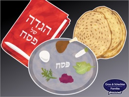 Pesach Sticker Pack