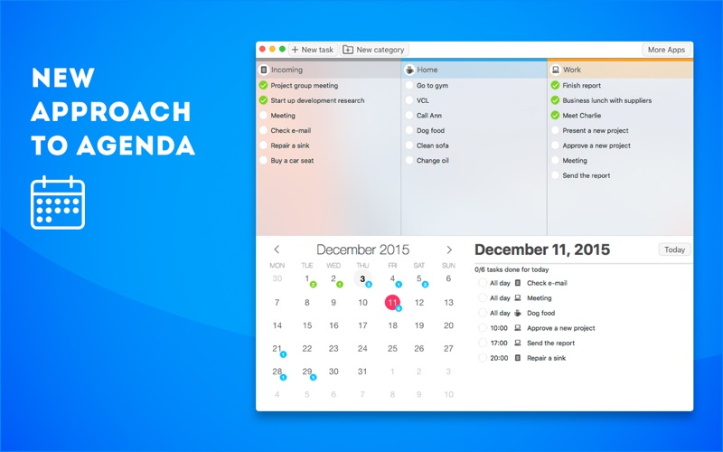 Screenshot #1 for Plan Your Tasks Pro - To-Do List Manager