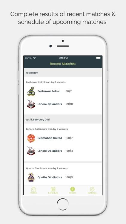 Cricingif-Live Cricket Scores screenshot-4
