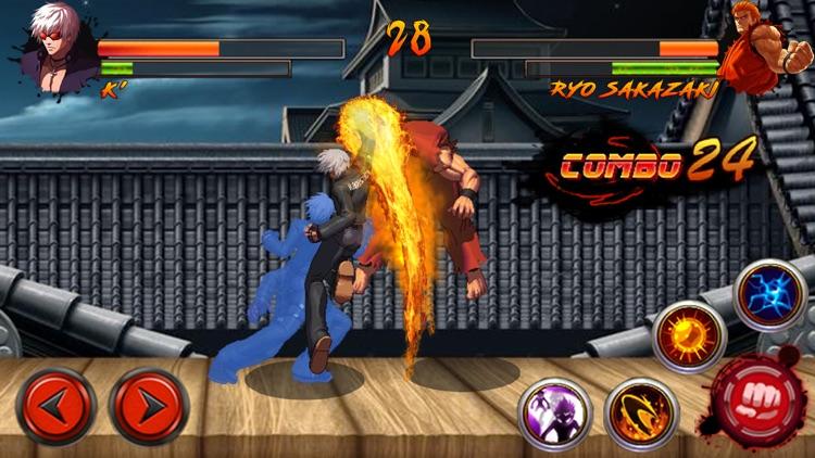Street Knight screenshot-4