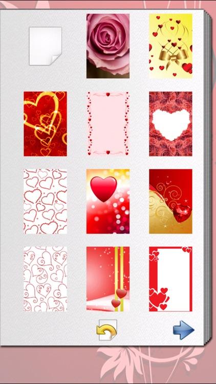 Valentines Card Creator! screenshot-4