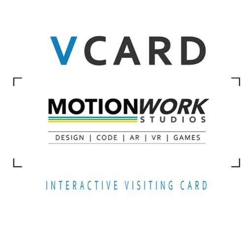 vCard - Interactive Visiting Card