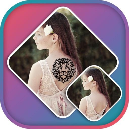 Tattoo Photo Editor -Tattoo Camera stickers