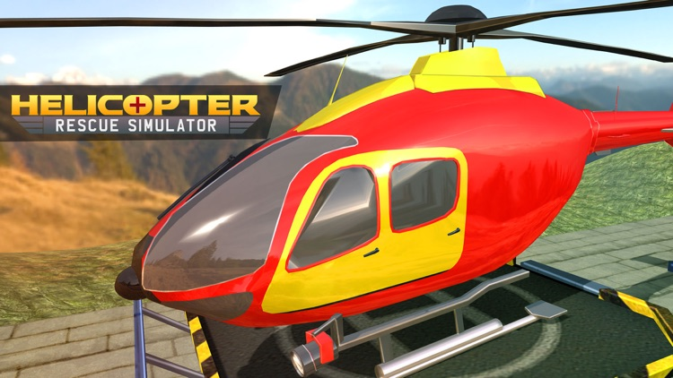 Helicopter Rescue Simulator 3D – 911 Flight Hero screenshot-3