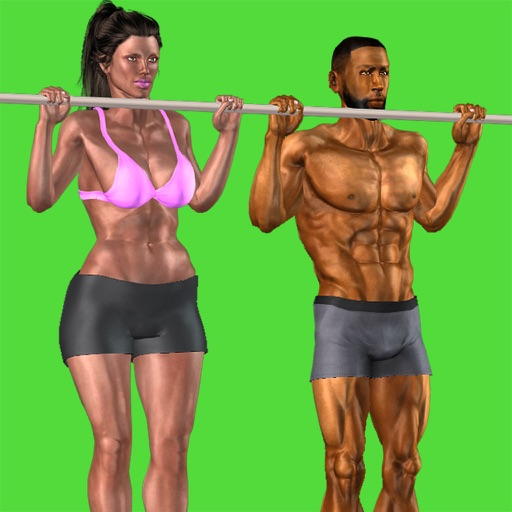 Chrono PullUps: 3D Trainer