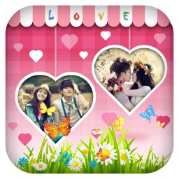 Love Photo Frames Effects - Love Card Editor