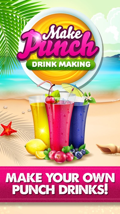 Icy Drink Salon - Frozen Juice Treat Maker Madness