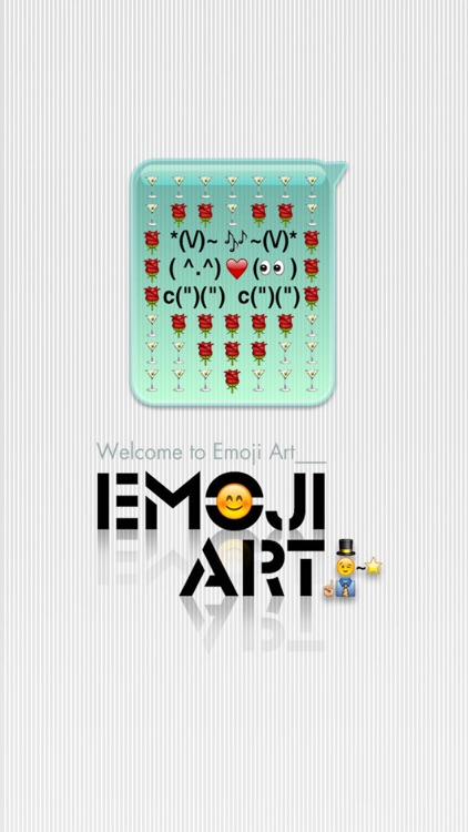 emoji 2 emoticon art