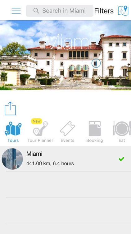 Miami Travel Guide - Audio Tours & Map