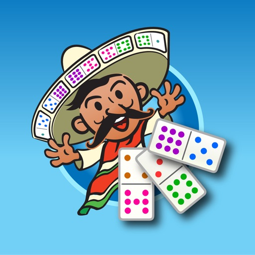 Mexican Train Dominoes (Deluxe)